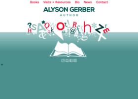 alysongerber.com