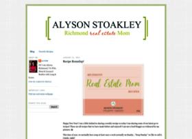 alysonstoakley.blogspot.com
