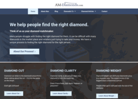 am-diamonds.com