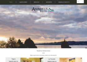 amadeushotel.cl