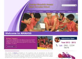amahss.edu.in