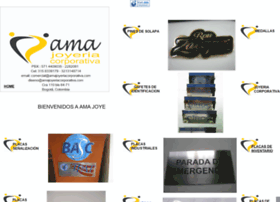 amajoyeriacorporativa.com