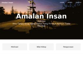 amalan-insan.com