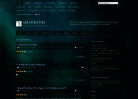 Amambatha.wordpress.com