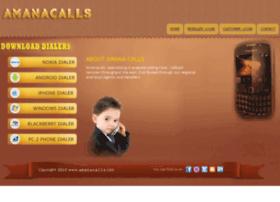 amanacalls.com