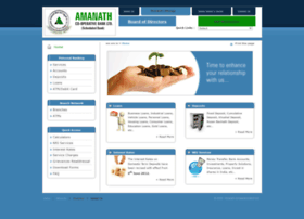 amanath-bank.com