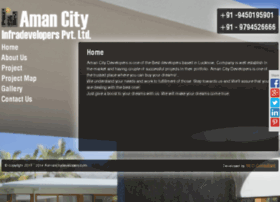 amancitydevelopers.com