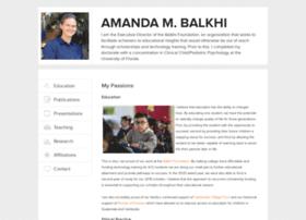 amandabalkhi.com