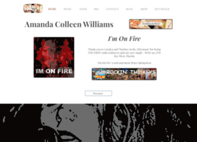 amandacolleenwilliams.com