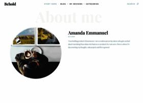 amandaemmanuel.com