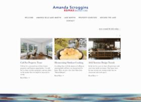amandascroggins.com