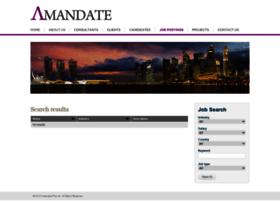amandate.hbcareers.com