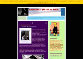 amaneceqenoespoco.blogspot.com