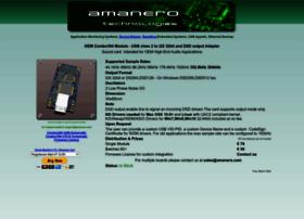 amanero.com