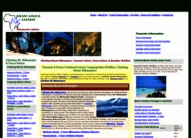 amaniafricasafaris.com