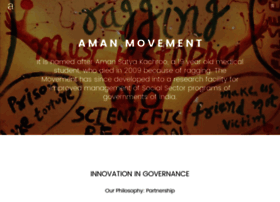 amanmovement.org