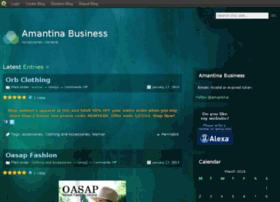 amantina.blog.com