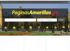 amarillas.com.pe