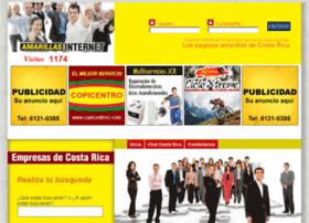 amarillasinternetcr.com