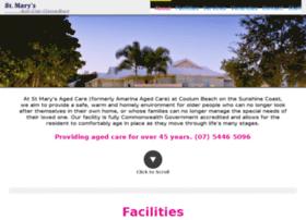 amarinaagedcare.com.au
