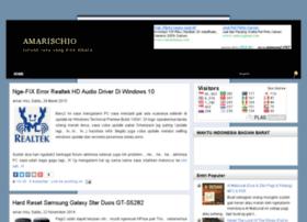 amarischio.blogspot.com