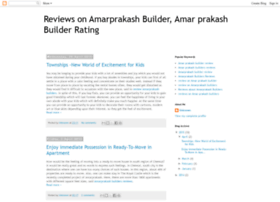 amarprakash-builders-ratings.blogspot.in