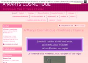 amaryscosmetique.com