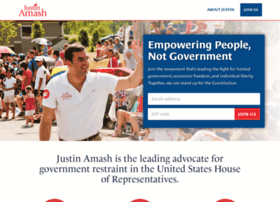amashforcongress.com