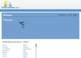 amasya.hava-durumu.com