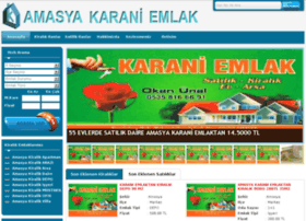 amasyakaraniemlak.com