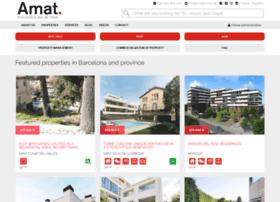 amatimmobiliaris.com