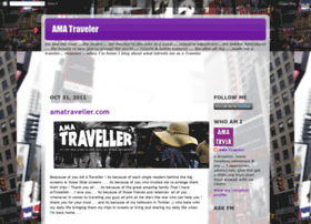 amatraveler.blogspot.com