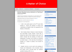 amatterofchoice.wordpress.com