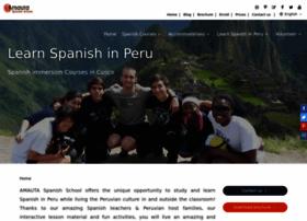 amautaspanish.com