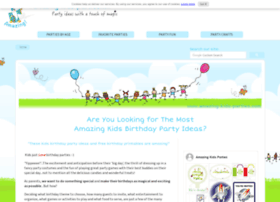 amazing-kids-birthday-party-ideas.com