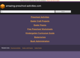 amazing-preschool-activities.com