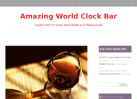 amazing-world-clock.com