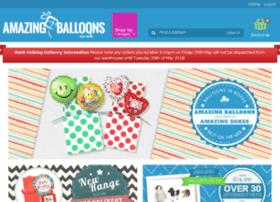 amazingballoons.co.uk