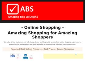 amazingboxsolutions.com