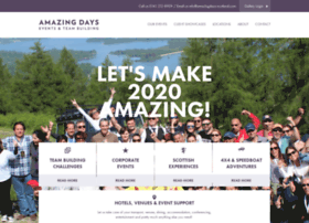amazingdays-scotland.com