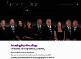 amazingdayweddings.com