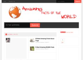 amazingfactsoftheworld.com