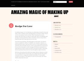 amazingmagicofmakingup.wordpress.com
