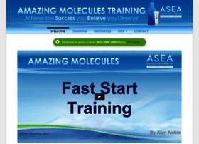 amazingmoleculestraining.com
