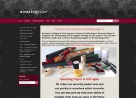 amazingpaper.com.au