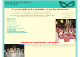 Amazingpartythemes.com