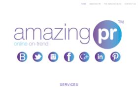 amazingpr.co.uk