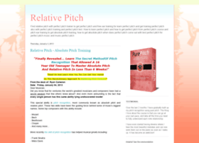 amazingrelativepitch.blogspot.com