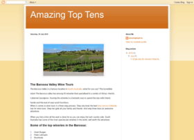 amazingtoptens.blogspot.in