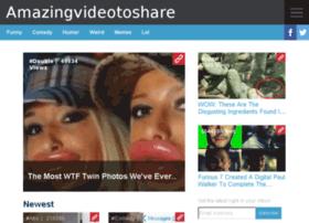 amazingvideotoshare.com